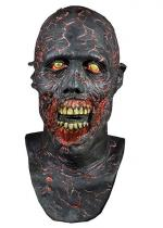Deguisement Masque Charred Walker The Walking Dead Promotion Masque et Loup