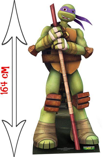 Costume Tortue Ninja™ · Déguisement Les Figurines Géantes · Costume  Destockage ... e28fda1cc60b