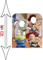 Deguisement Décor Passe Tête Photo Toy Story Décor Passe Tête Photo