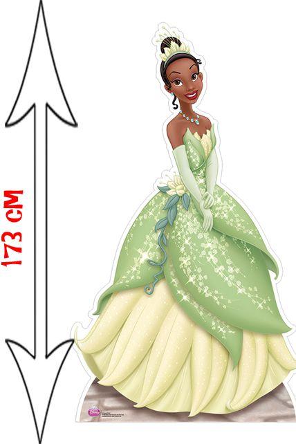 Figurine tiana la princesse et la grenouille d corations - La princesse et la grnouille ...