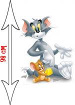 Deguisement Figurine Tom Et Jerry Fromage Looney Toons Les Figurines Géantes