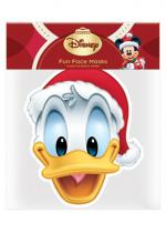 Deguisement Masque Adulte En Carton Disney Christmas Donald