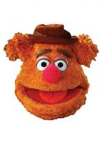 Deguisement Masque Carton Adulte Fozzie The Muppet Show