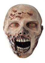 Deguisement Masque The Walking Dead Eroded Zombie