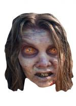 Deguisement Masque Bug Eyed Zombie The Walking Dead