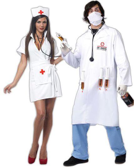 Médecin et infirmière sexe