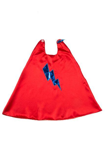 cape de super h ros rouge accessoires les capes le. Black Bedroom Furniture Sets. Home Design Ideas