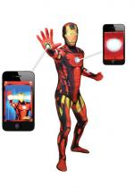 Deguisement Seconde Peau Morphsuit™ Iron Man Digital