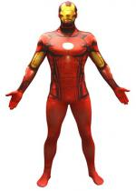 Deguisement Seconde Peau Morphsuit™ Iron Man