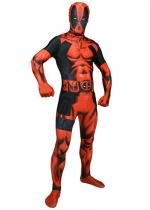 Deguisement Seconde Peau Morphsuit™ Deadpool