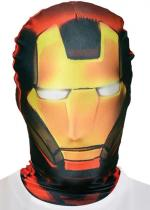 Deguisement Cagoule Morphsuit™ Iron Man