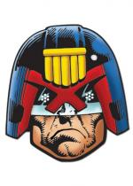 Deguisement Masque Carton Adulte Judge Dredd