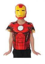 Deguisement Kit Enfant Iron Man