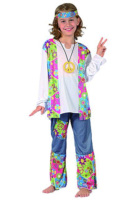 Déguisement Fille Hippie - Déguisement enfant Filles Le Deguisement.com aae0997ccf6d