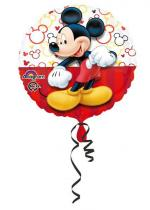 Deguisement Ballon Mickey Mouse Standard 43 Cm