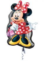 Deguisement Ballon Minnie Mouse Super Forme XL