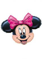 Deguisement Ballon Minnie Mouse Super Forme 71 X 58 Cm