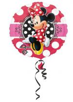 Deguisement Ballon Minnie Mouse Standard 43 Cm