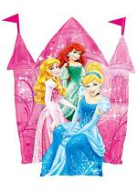 Deguisement Ballon Château Disney Princesses Super Forme XL