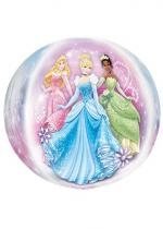 Deguisement Ballon Disney Princesses Orbz 38 X 40 Cm