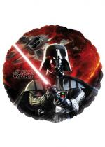 Deguisement Ballon Star Wars Dark Vador Standard XL 43 Cm