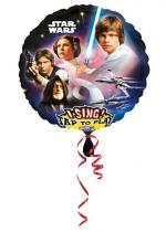 Deguisement Ballon Rond Musical Star Wars