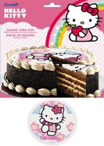 Deguisement Disque En Sucre Hello Kitty