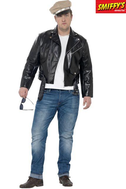 D guisement rebelle ann es 50 grande taille d guisement adulte homme le - Deguisement rebelle adulte ...