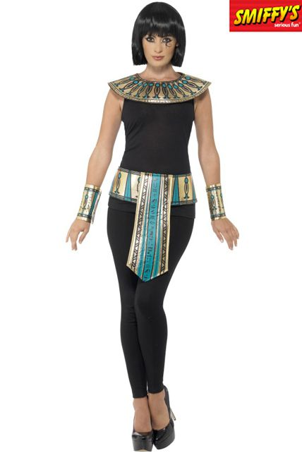 Kit Egyptien Doré