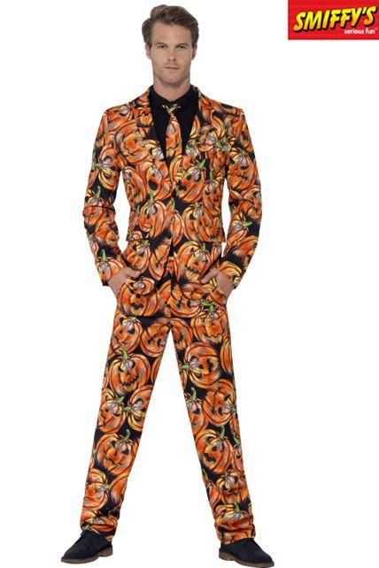 Déguisement Classe Halloween déguisement homme citrouille - déguisement adulte spécial halloween