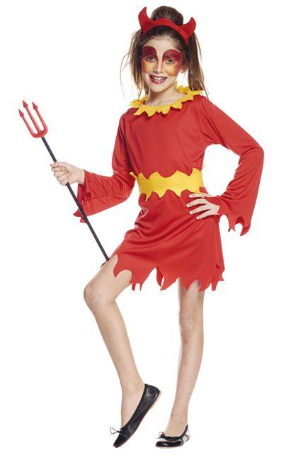 D guisement enfant petite diablesse d guisement enfant halloween enfants le - Petite diablesse ...