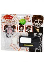 Deguisement Set Maquillage Squelette Maquillage Halloween