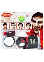 Deguisement Set Maquillage De Vampire