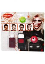 Deguisement Set Maquillage De Zombie