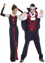 Deguisement Couple Adulte De Vampire En Couple