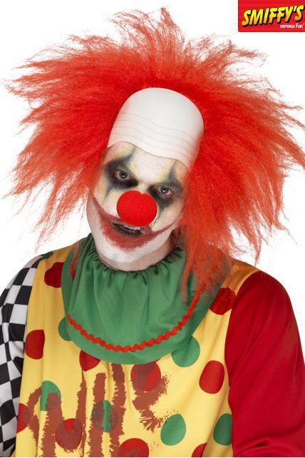 perruque de clown deluxe perruques halloween le. Black Bedroom Furniture Sets. Home Design Ideas