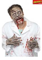 Deguisement Set De Zombie Latex Maquillage Halloween