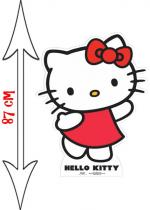 Deguisement Figurine Carton Hello Kitty 87 Cm