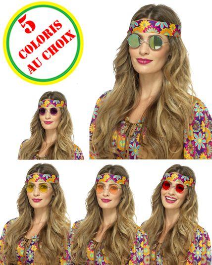 acheter populaire e2339 a13ce Paire de Lunette Hippie