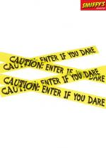 Deguisement Ruban Caution Enter If You Dare