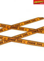 Deguisement Ruban Zombie Zone Caution