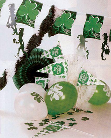 kit d co st patrick gm d corations saint patrick le. Black Bedroom Furniture Sets. Home Design Ideas
