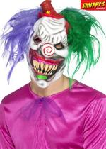 Deguisement Masque Kolourful Killer Klown Masque Halloween