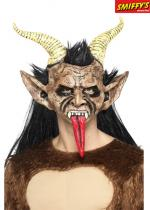 Deguisement Masque De Démon Krampus Masque Halloween