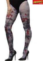 Deguisement Collants Opaques Zombie Sale