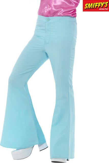 Homme Réversible Sequin Pantalon Disco