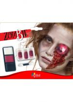 Deguisement Un Kit Maquillage De Zombie