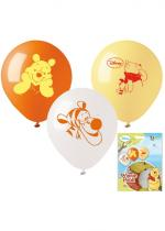 Deguisement Sachet De 10 Ballons 26Cm Winnie L\'Ourson Ballons Licences