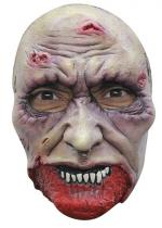 Deguisement Masque Zombie En Latex Adulte