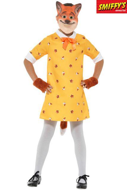 Joli Renard Enfants Costume